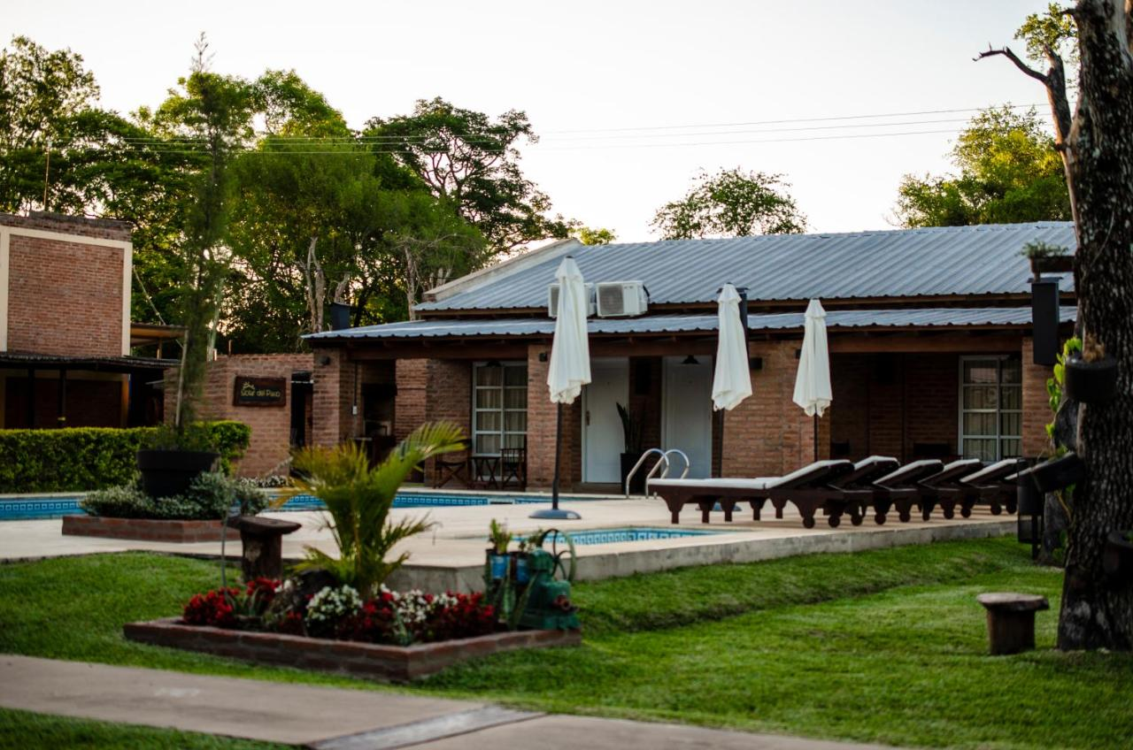 Курортный отель  Cabañas Solar Del Paso