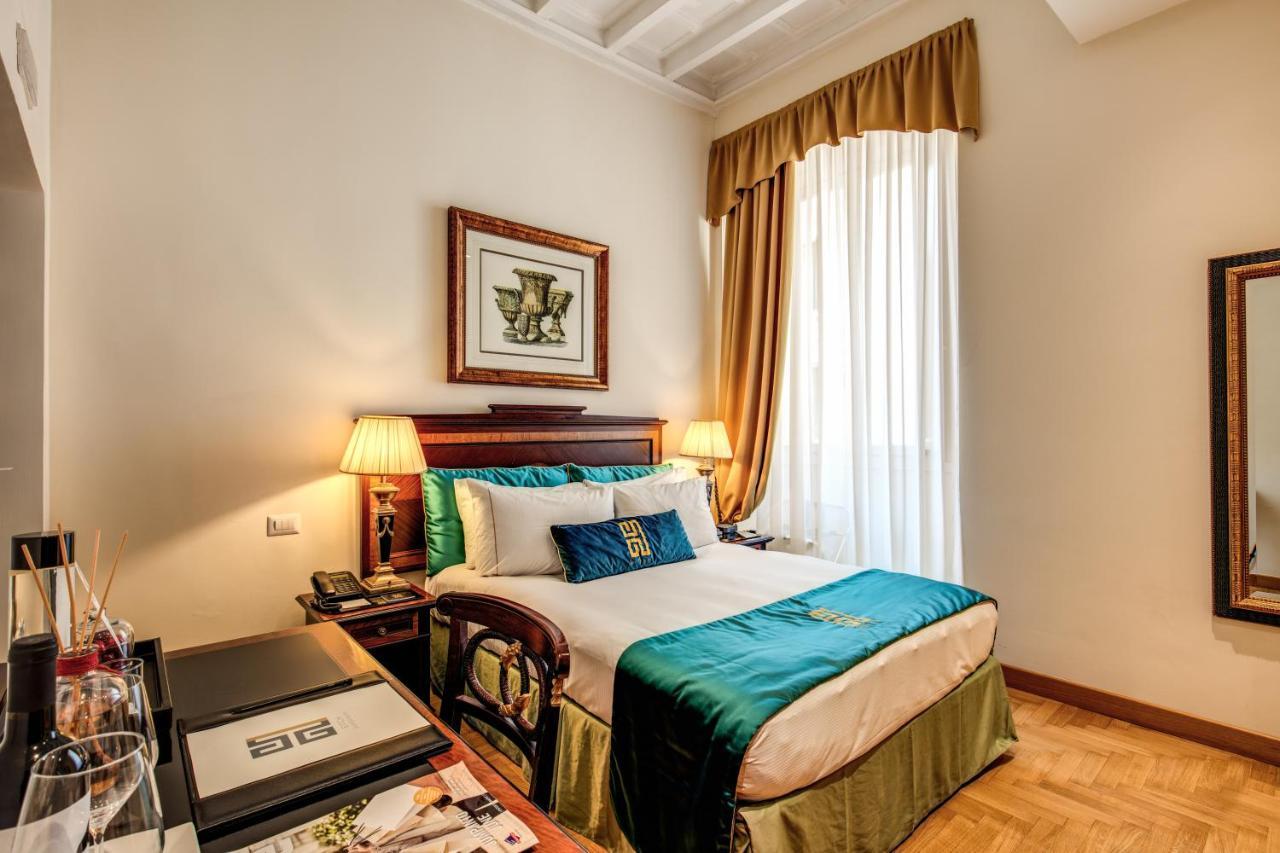 Hotel Eitch Borromini Palazzo Pamphilj Rome Italy