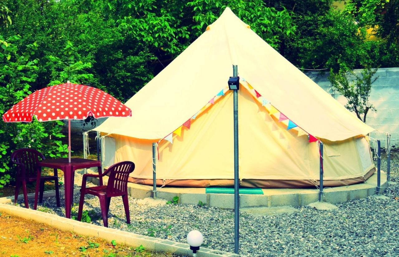 Люкс-шатер  Luxury Camping Villa Lili