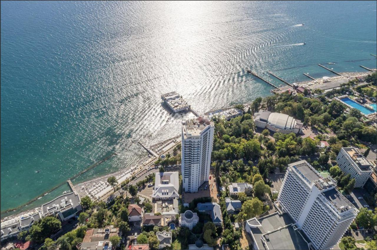 Апартаменты  LUXury Panorama Of Sochi