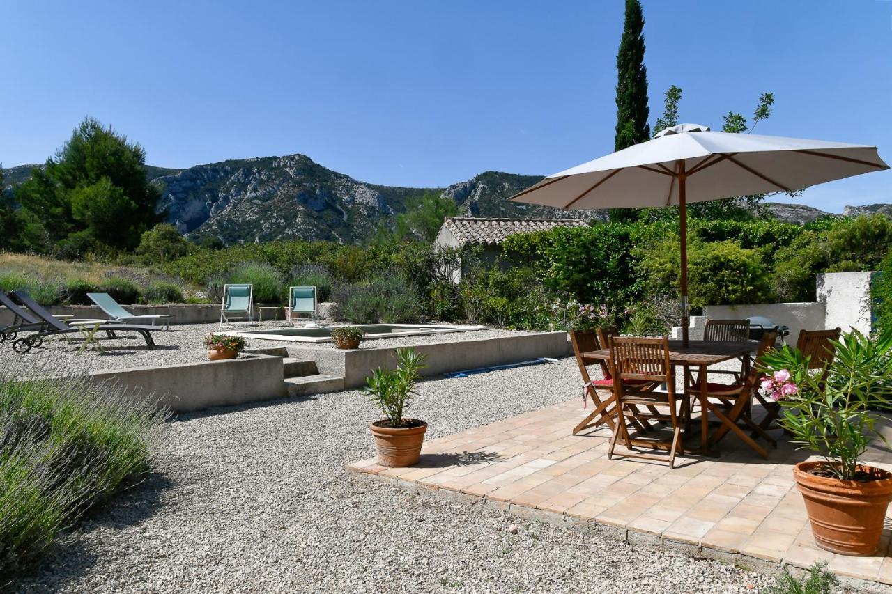 Plan De Maison Mas De Provence vacation home le mas des genets, saint-rémy-de-provence