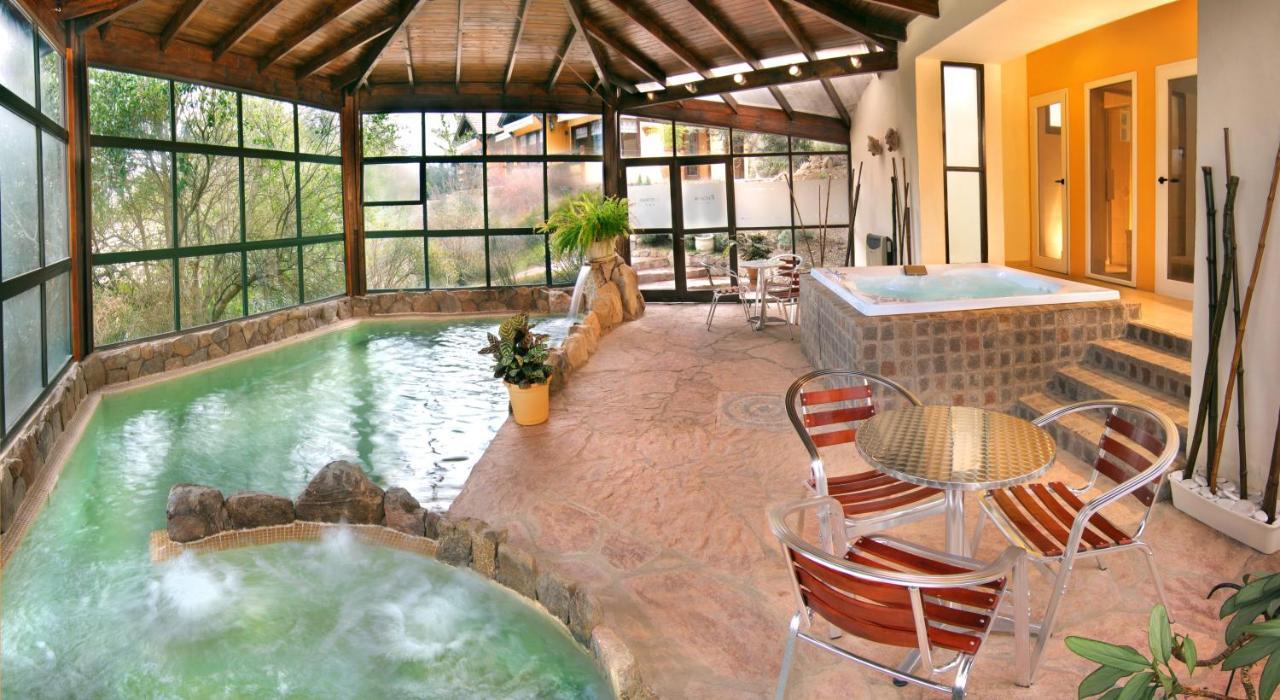 Lodge Terrazas Belgrano Montaña Villa General Belgrano
