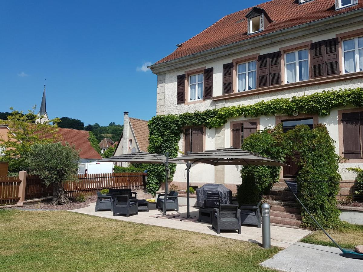Guest Houses In Wasserbourg Alsace