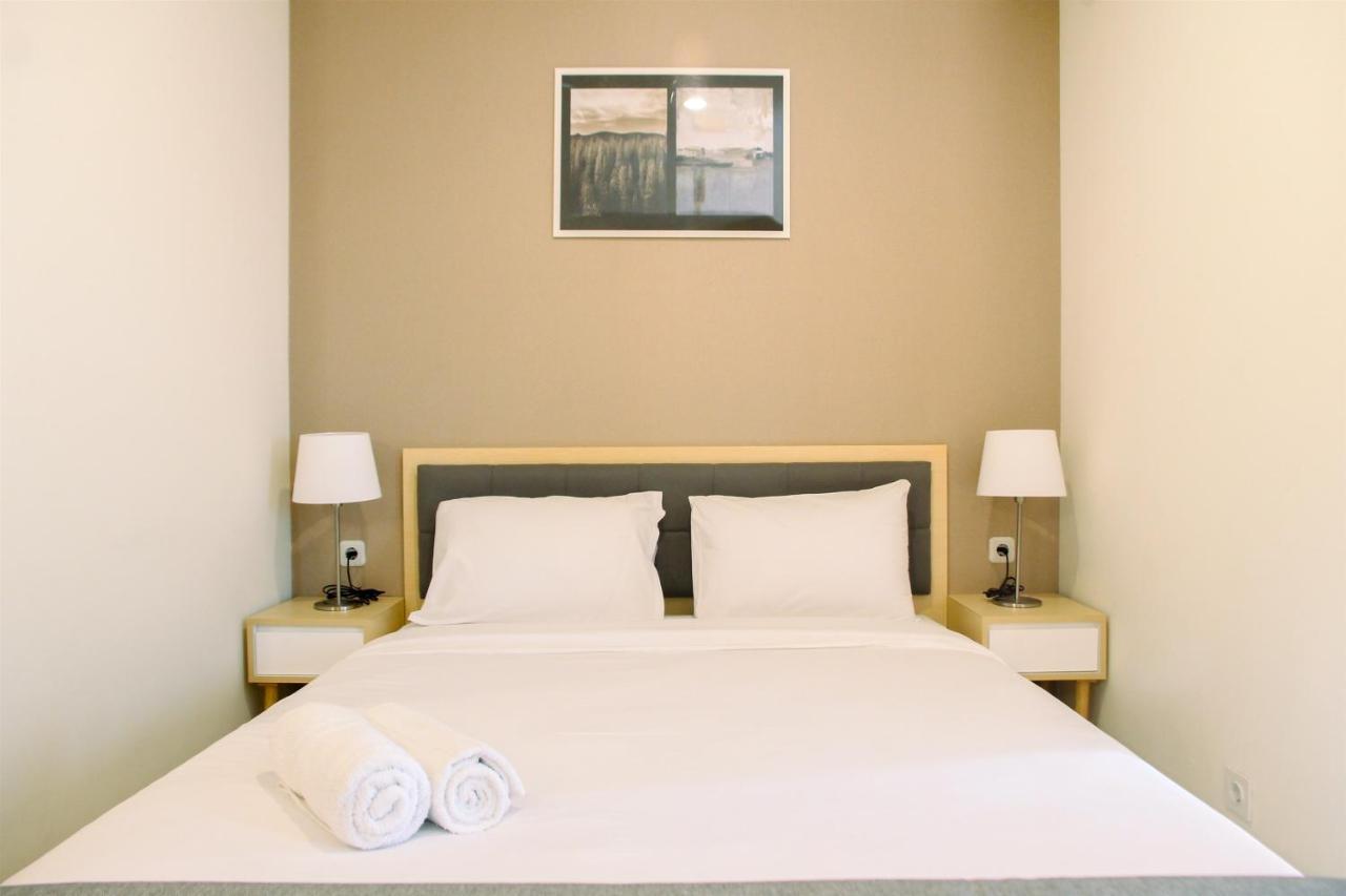 Апартаменты  Modern And Spacious Studio With City View @Grand Kamala Lagoon Apartment By Travelio