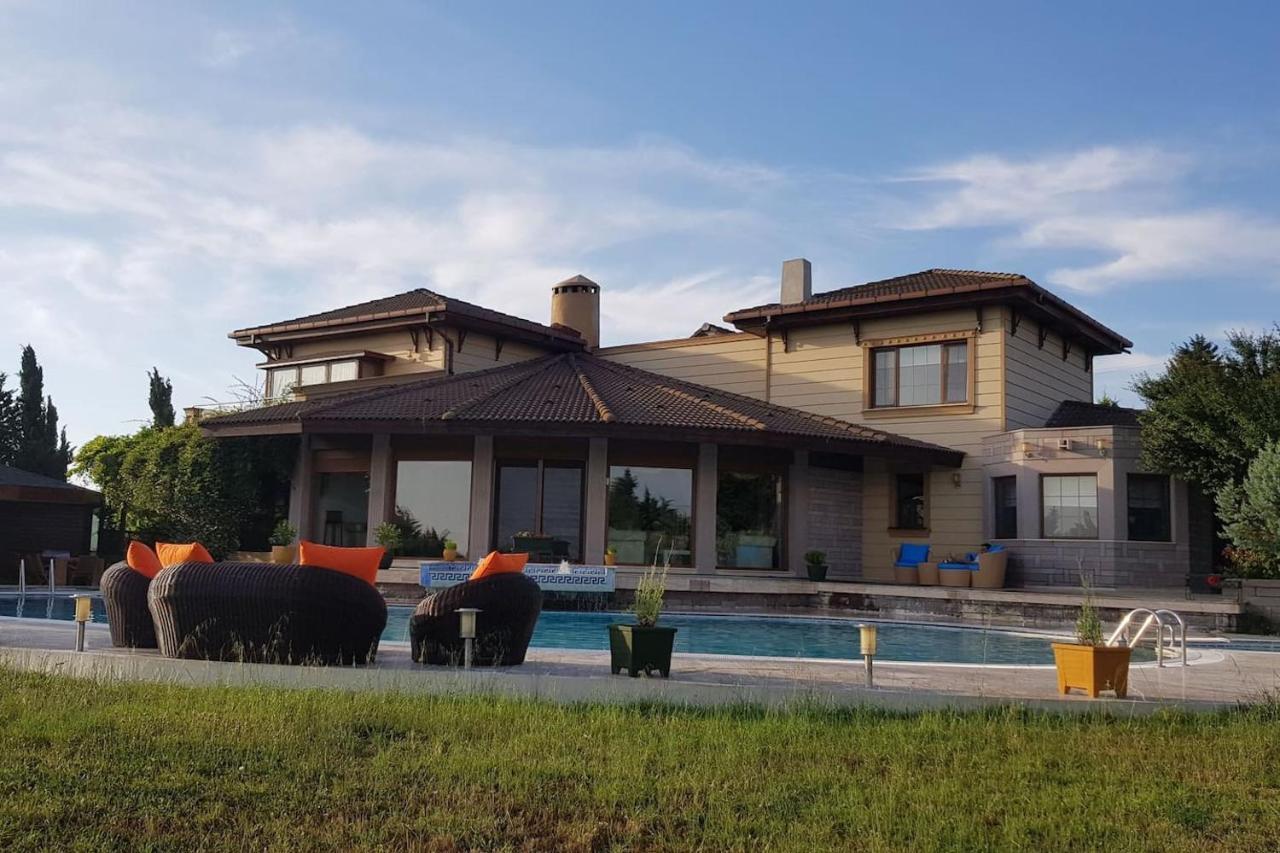 Вилла  Inziva Farm Villa Garden And Pool