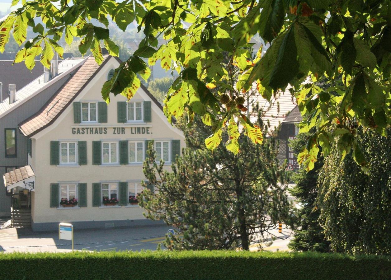 Проживание в семье  Gasthaus Linde