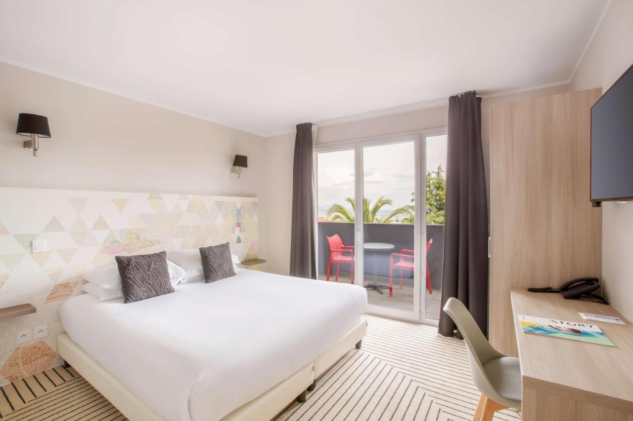 Отель  Best Western Plus Antibes Riviera