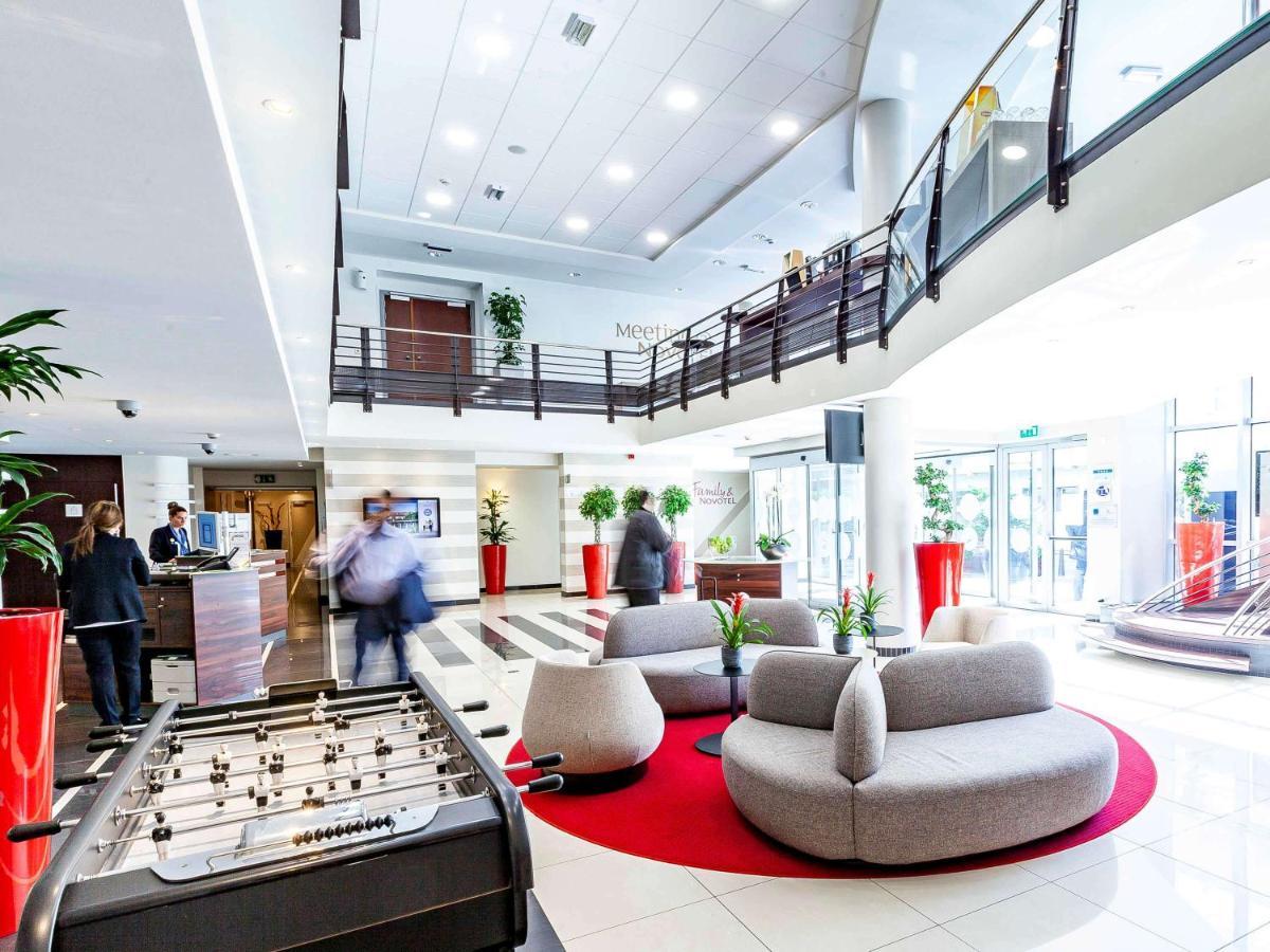 Отель  Novotel Luxembourg Centre
