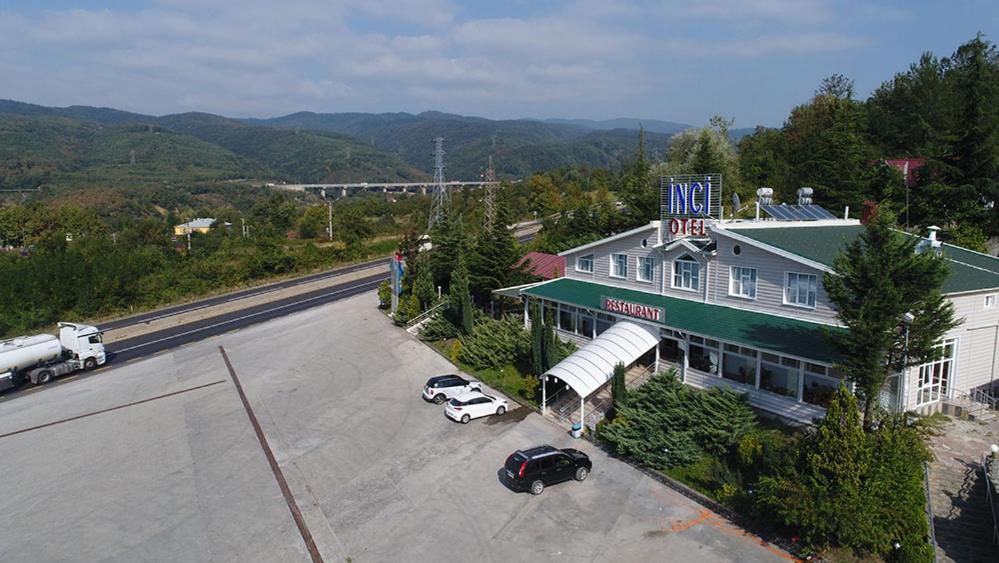 Отель  İnci Otel