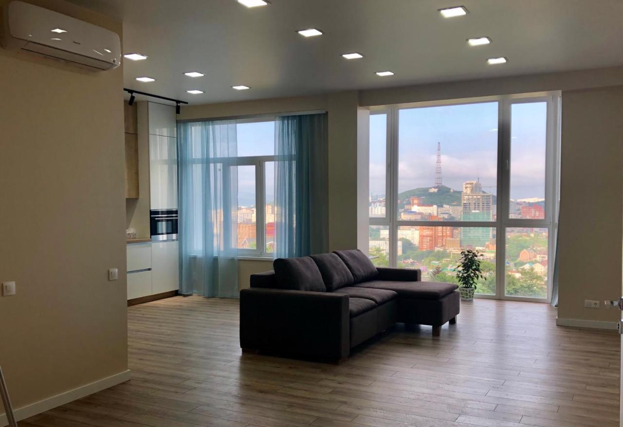 Апартаменты/квартиры  Vladivostok View Point Apartments