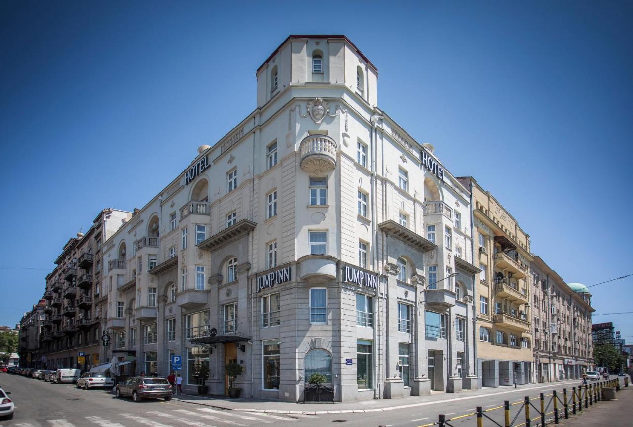 Jump Inn Hotel Belgrade Serbia Booking Com