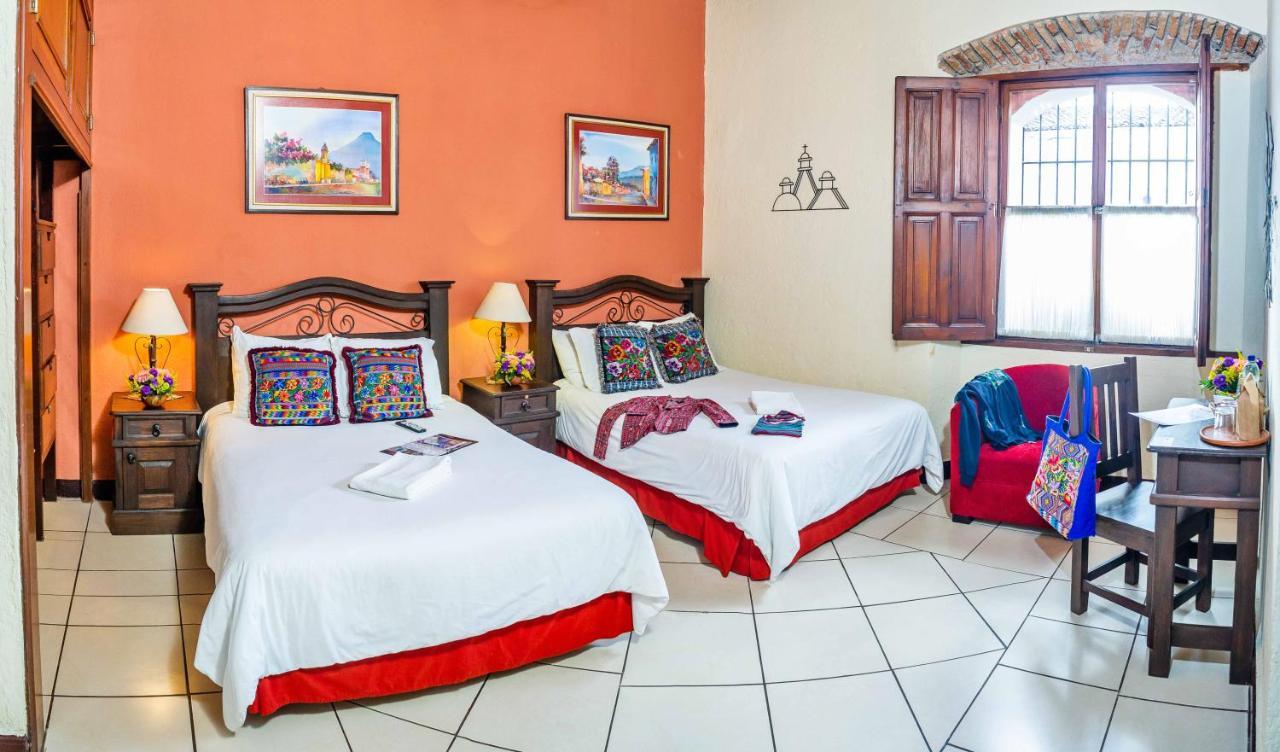 Hotel Casa del Parque, Antigua Guatemala, Guatemala