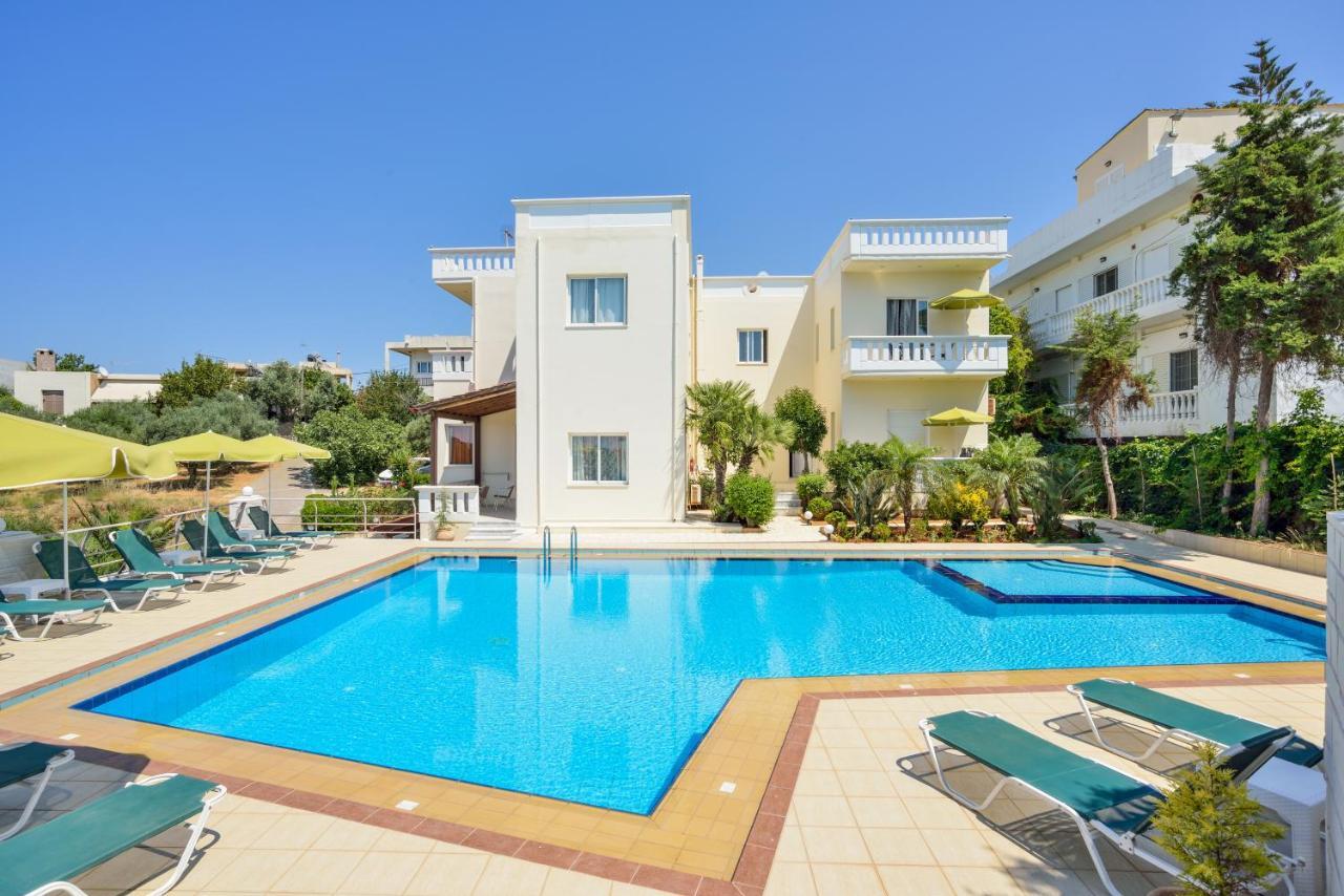 Апарт-отель  Poseidon Apartments