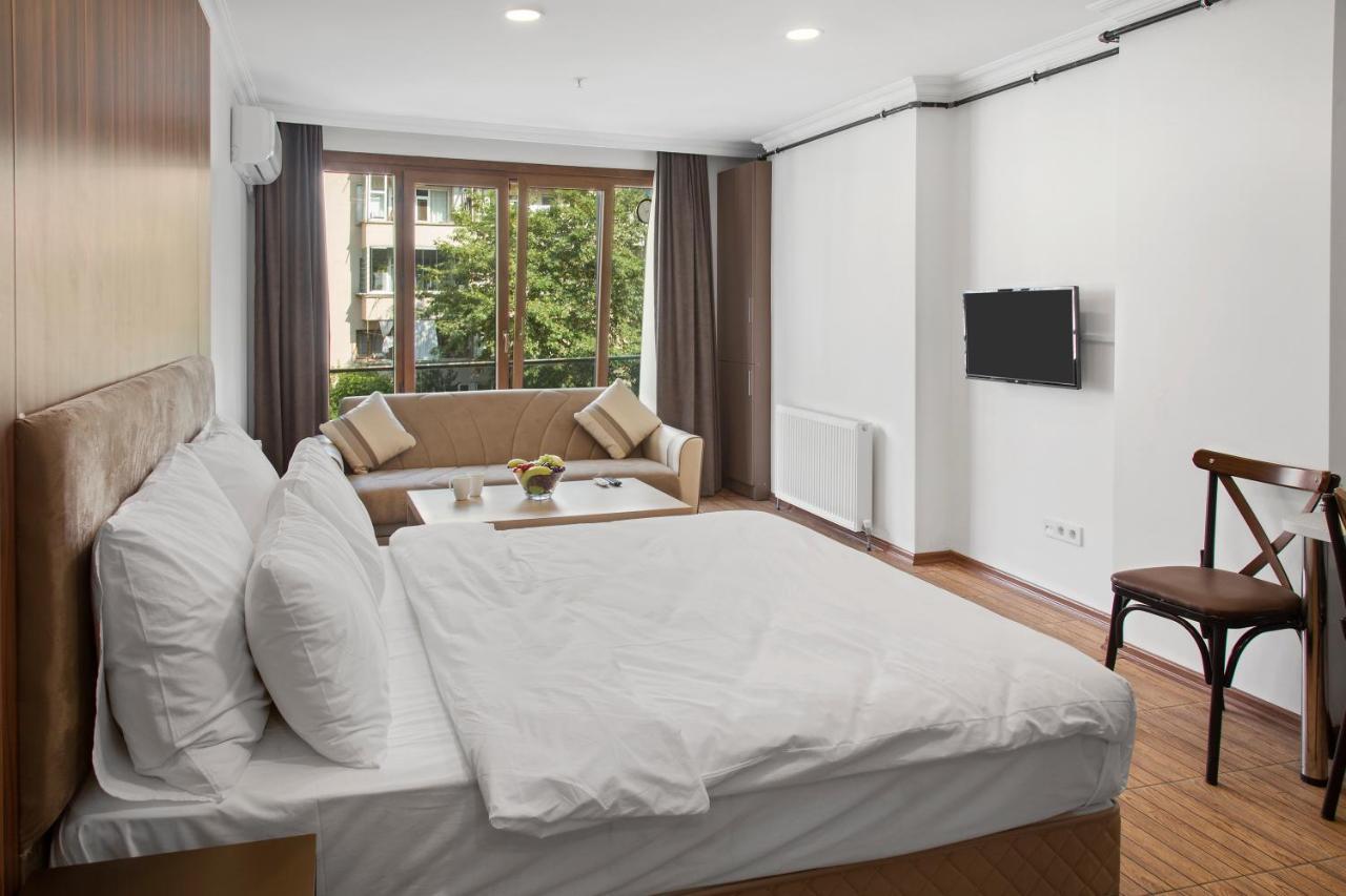 Отель  Modern Suites