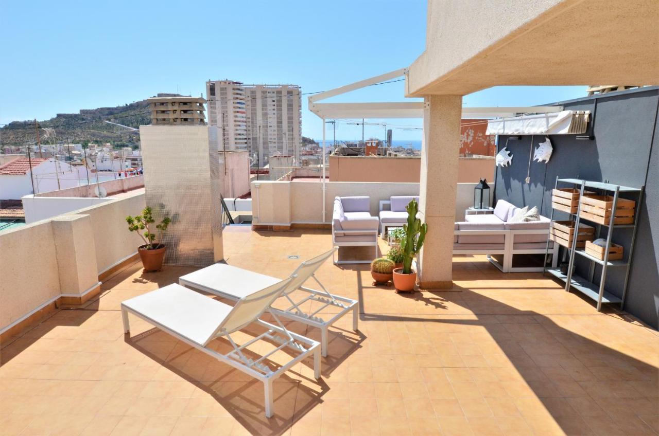 Апартаменты/квартира  Castillo De San Fernando Penthouse