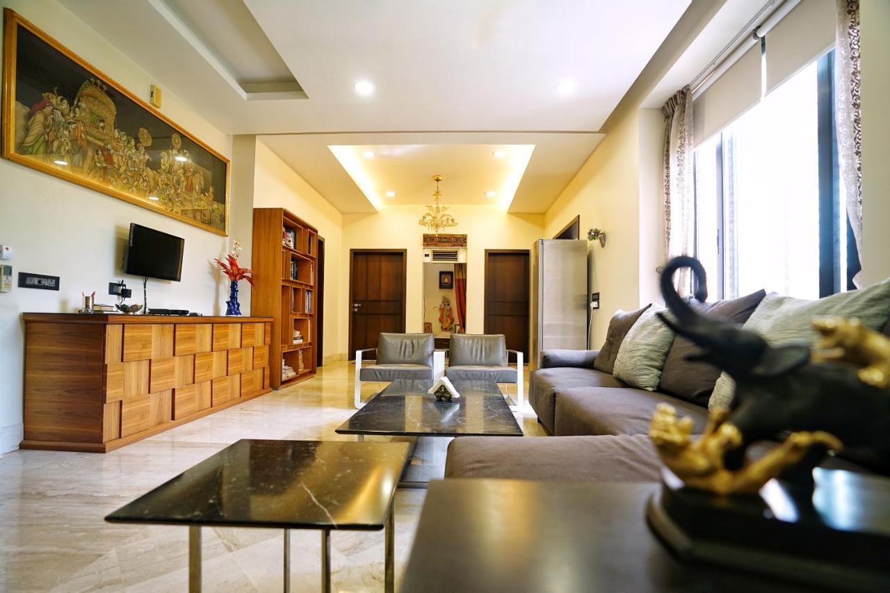 Inside Redstone House