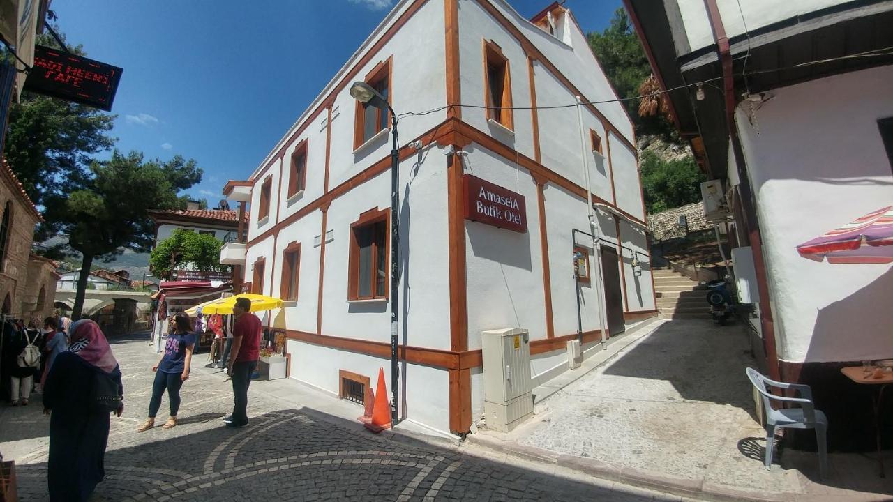 Отель  Amasya Butik Otel