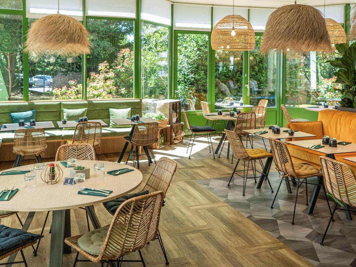 Restaurant Le Plaisir Des Sens Niort hotel mercure niort marais poitevin, france - booking