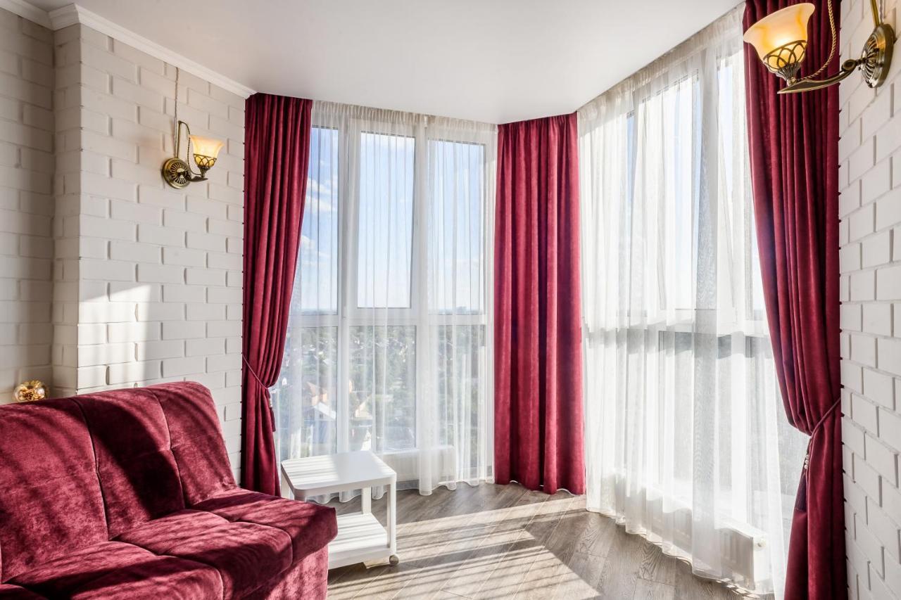 Фото  Апартаменты  Апартаменты ул Красноармейская 130