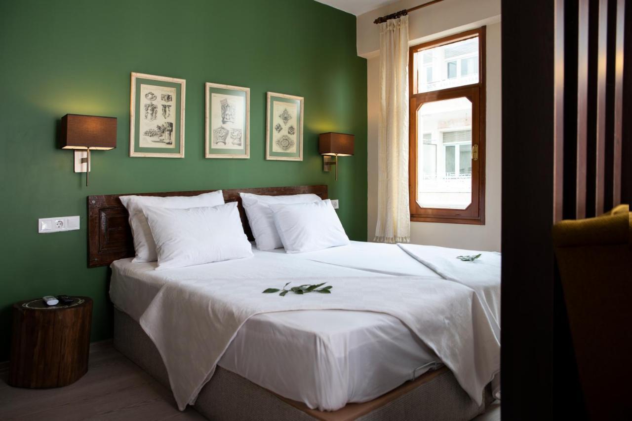 Отель  LUWİ ANTAKYA BOUTİQUE HOTEL