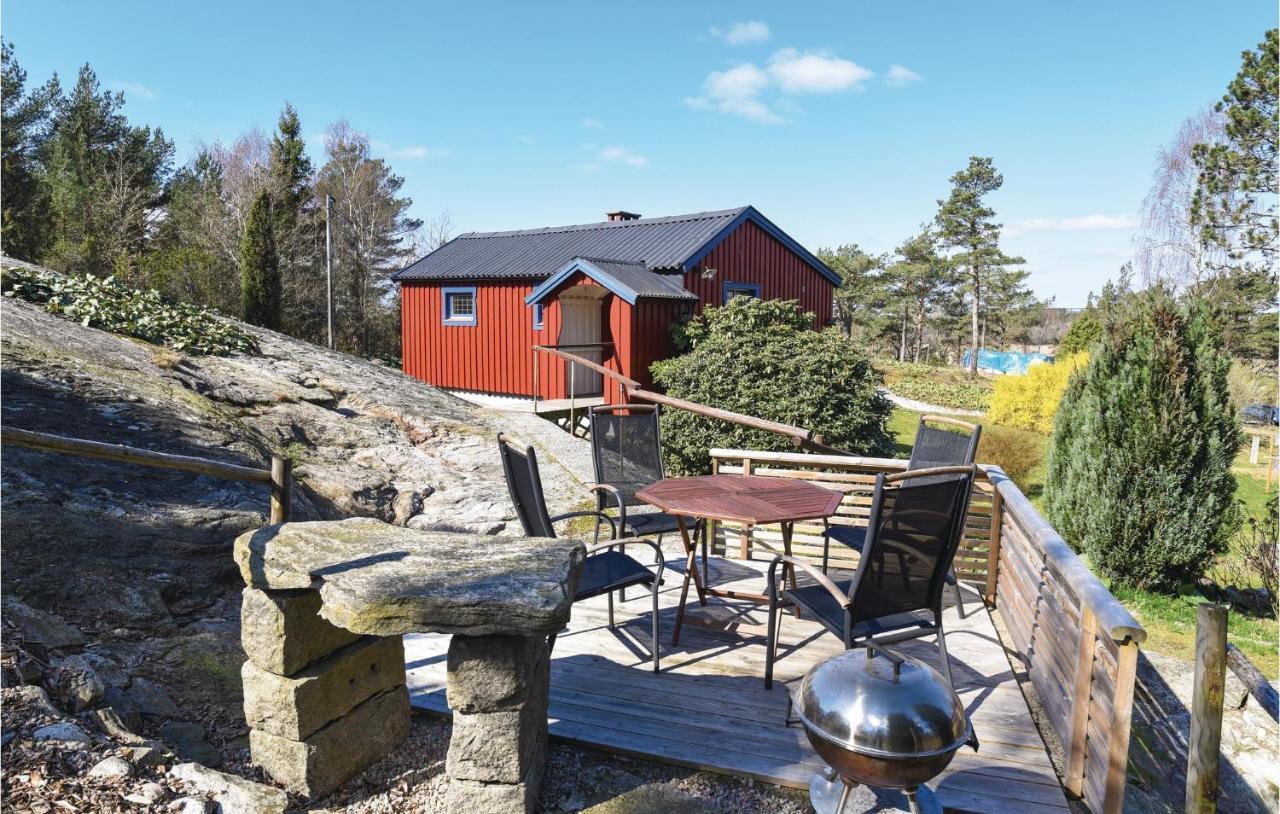 Bergsmonument och boplatser i Jrlanda - Stenungsunds
