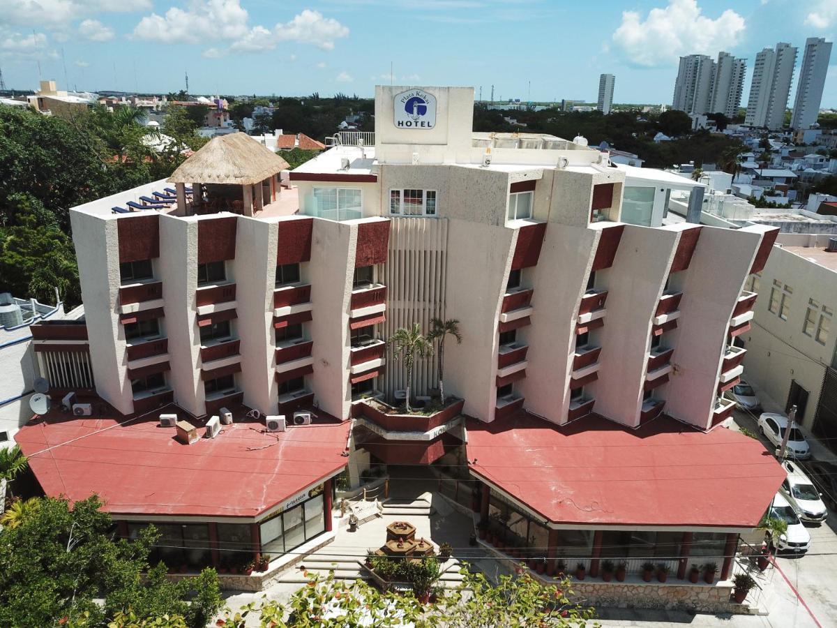 Отель  Hotel Plaza Kokai Cancún