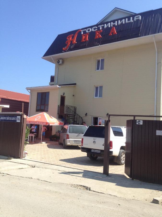 Мини-гостиница  Гостиница Ника