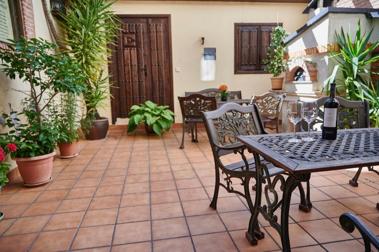 Отель  Hostal Rural Los Telares