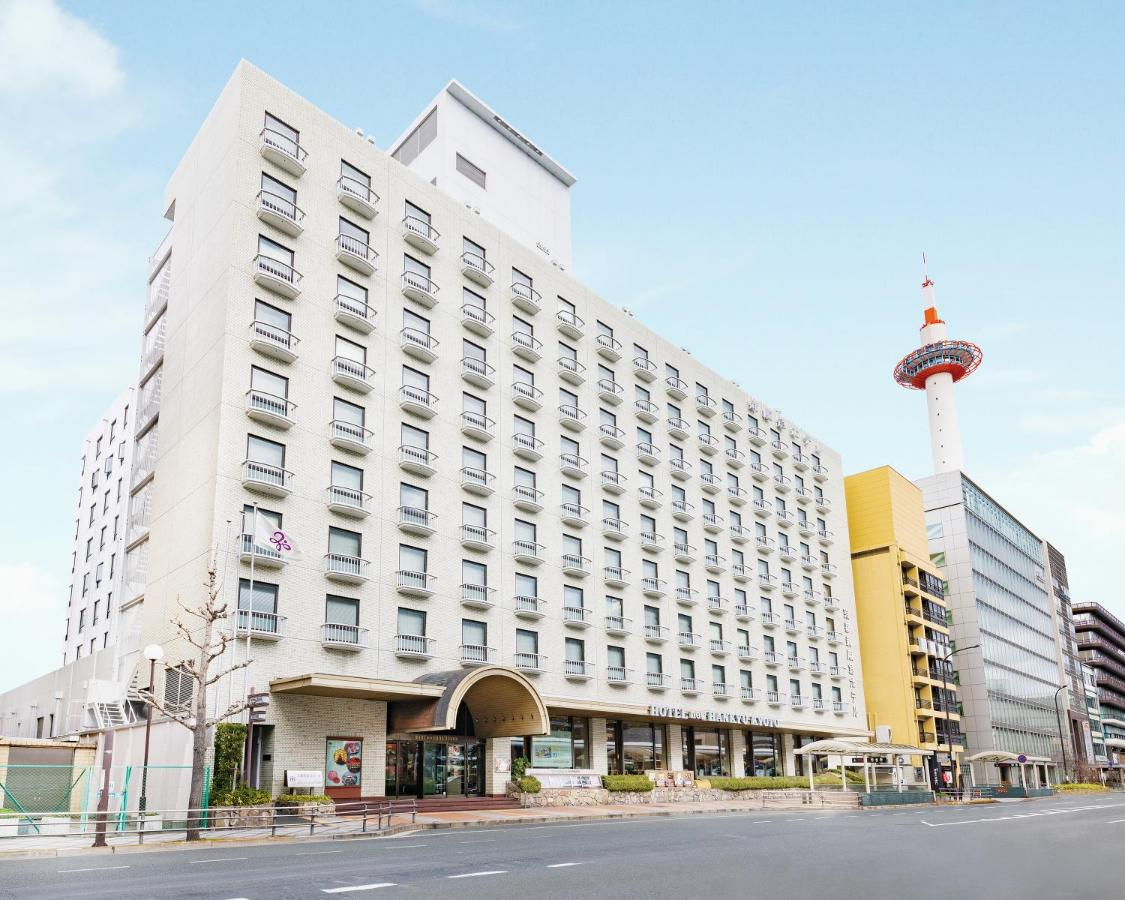 Отель  Hotel New Hankyu Kyoto