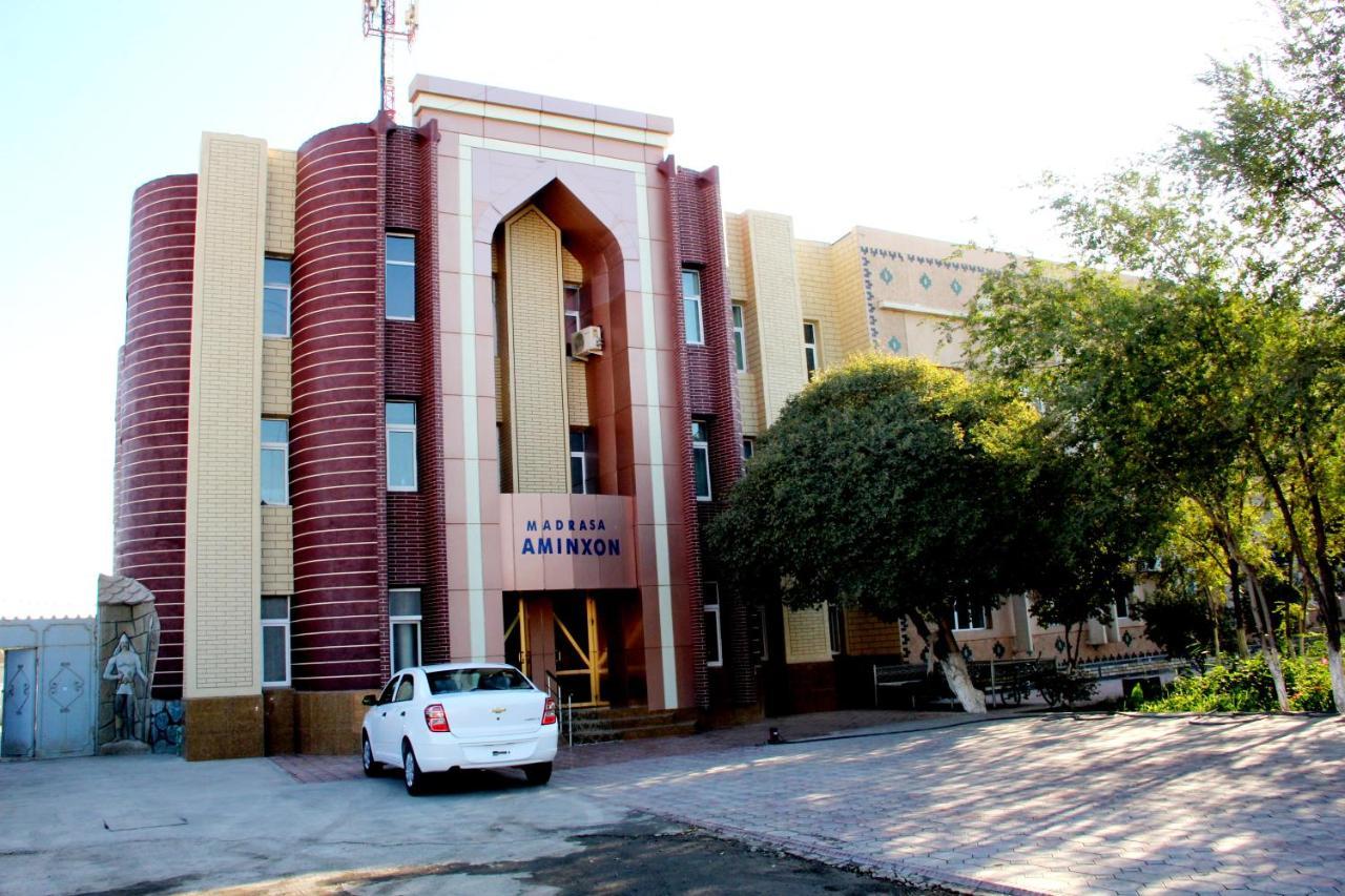 Отель  Madrasa Aminxon