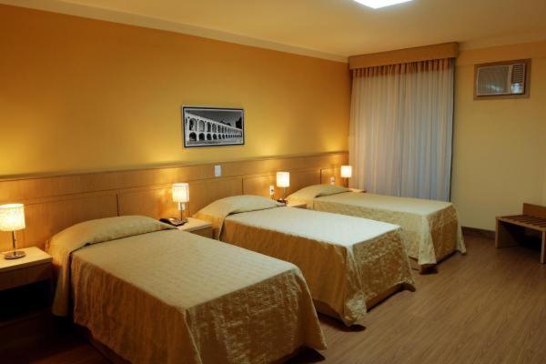 Отель  Hotel Pouso Real