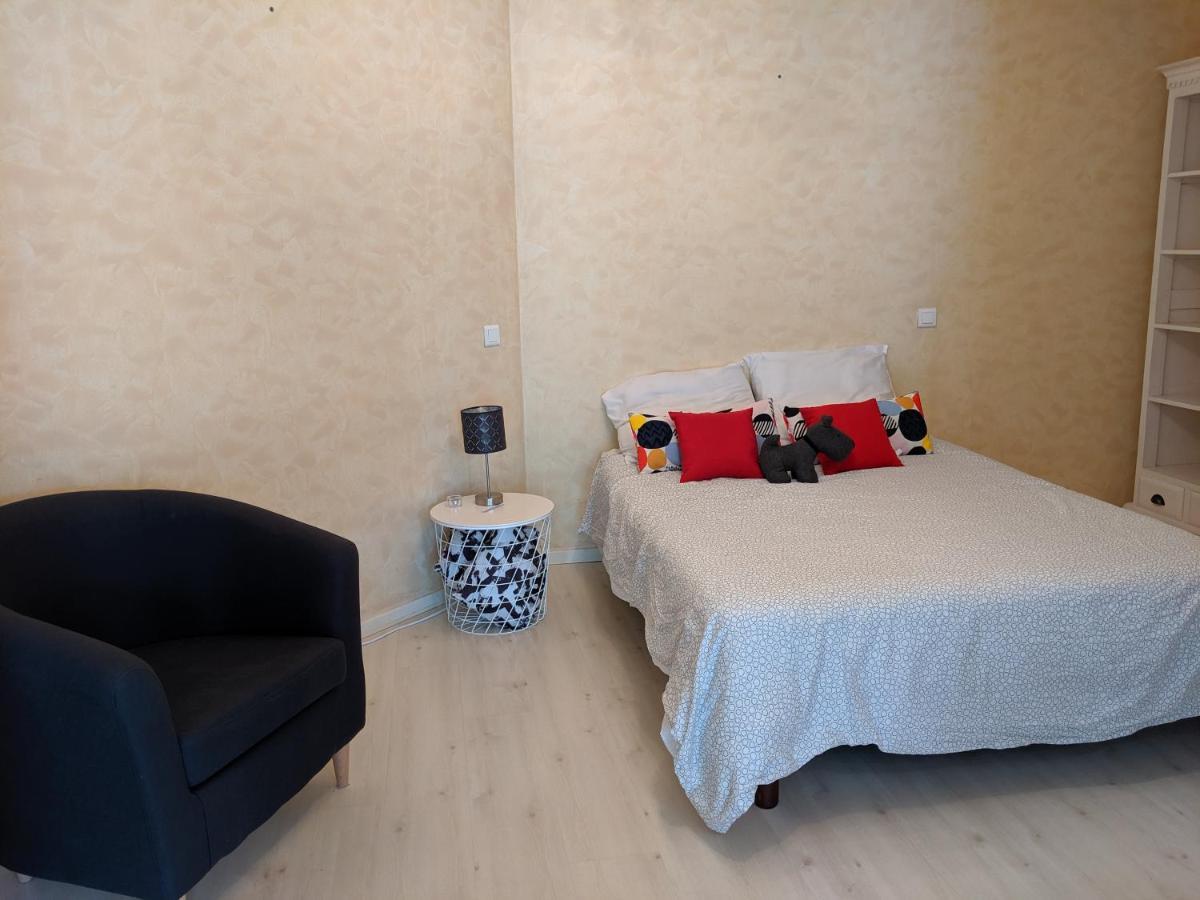 Апартаменты/квартира  Studio Calme Et Confortable Proche De Saint-Chamond
