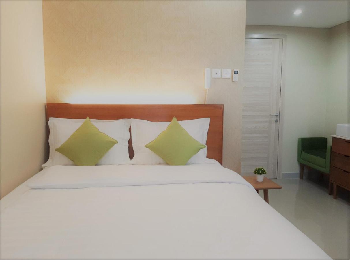 Апартаменты  NGINAP @Taman Melati Apartment