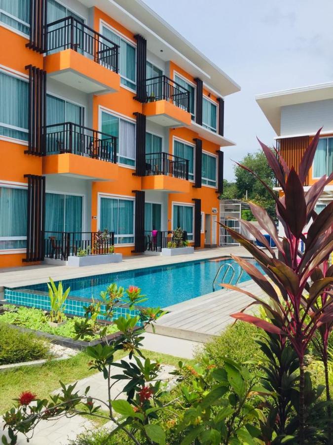 Апартаменты  Long N Joy Samui