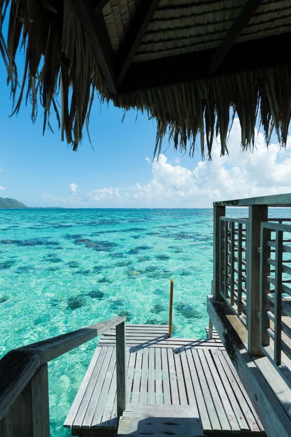 Hilton Moorea Lagoon Resort Spa Papetoai French