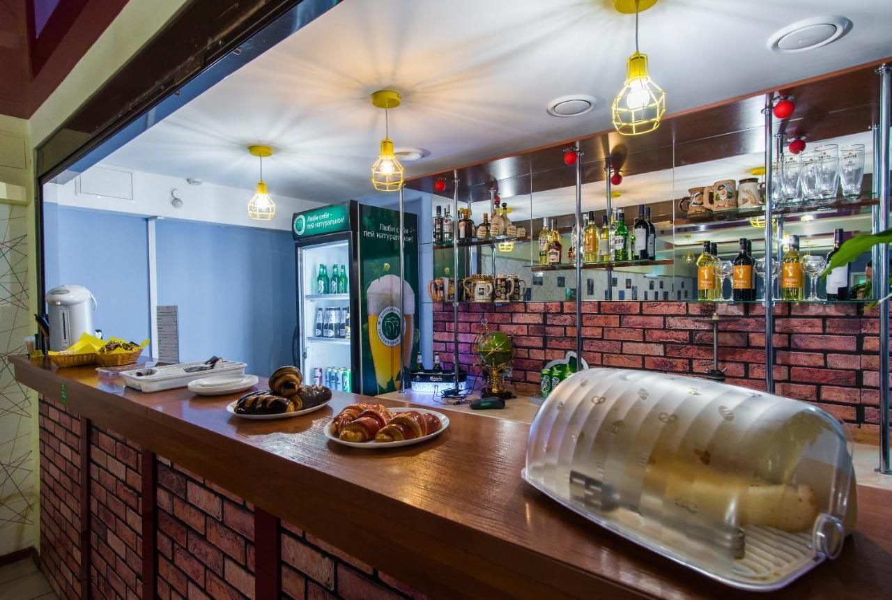 Отзывы о Гостиница Бизнес-Турист Барнаул