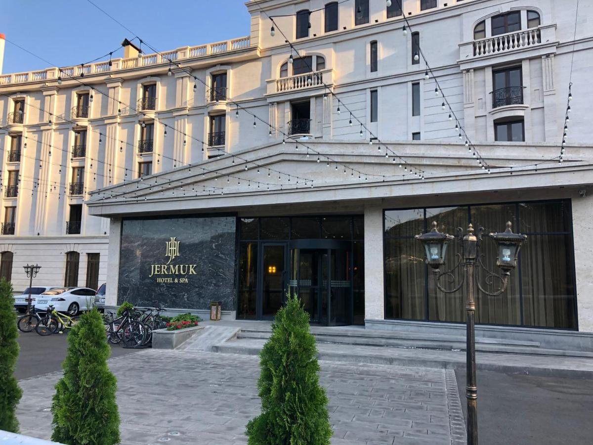 Отель  Jermuk Hotel And SPA