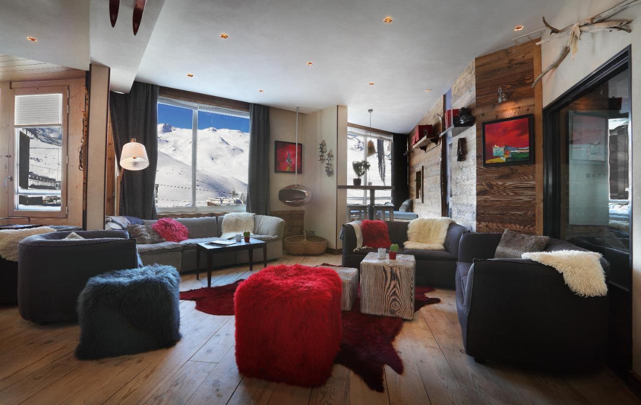 Отель  Hotel Des 3 Vallées Val Thorens