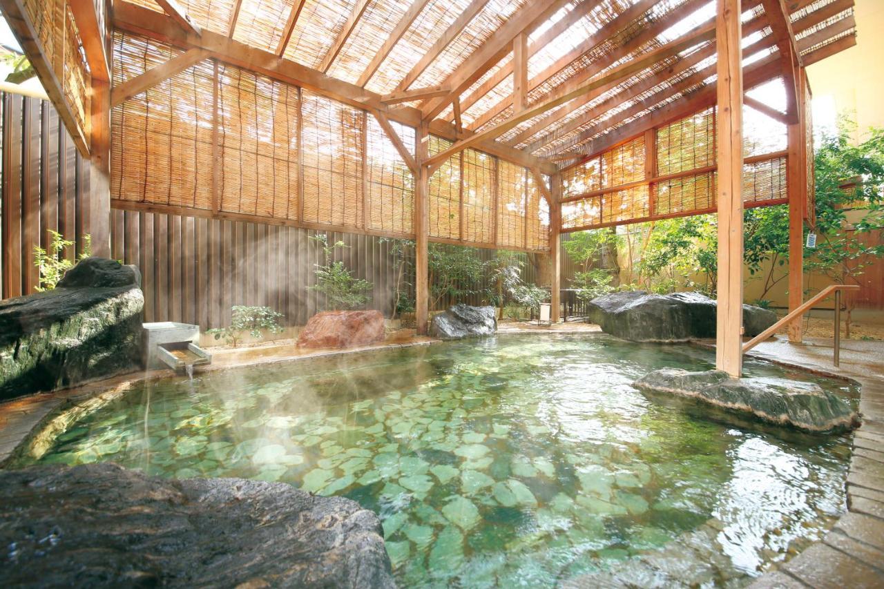 記念日におすすめのホテル・大江戸温泉物語 伊東ホテルニュー岡部の写真1