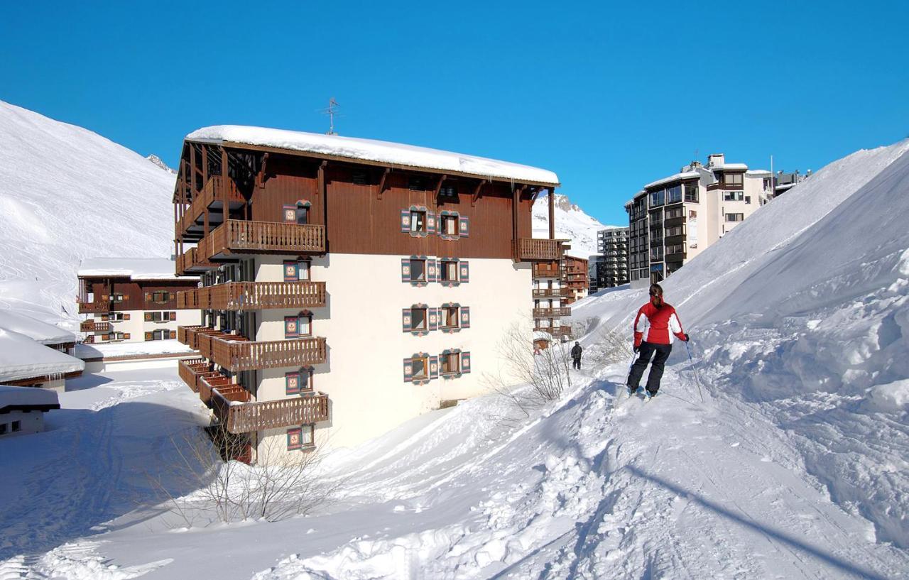 Отель  Hôtel Odalys Chalet Alpina