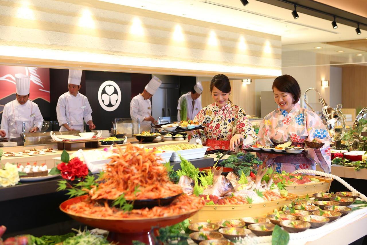 記念日におすすめのレストラン・大江戸温泉物語 下呂新館の写真3