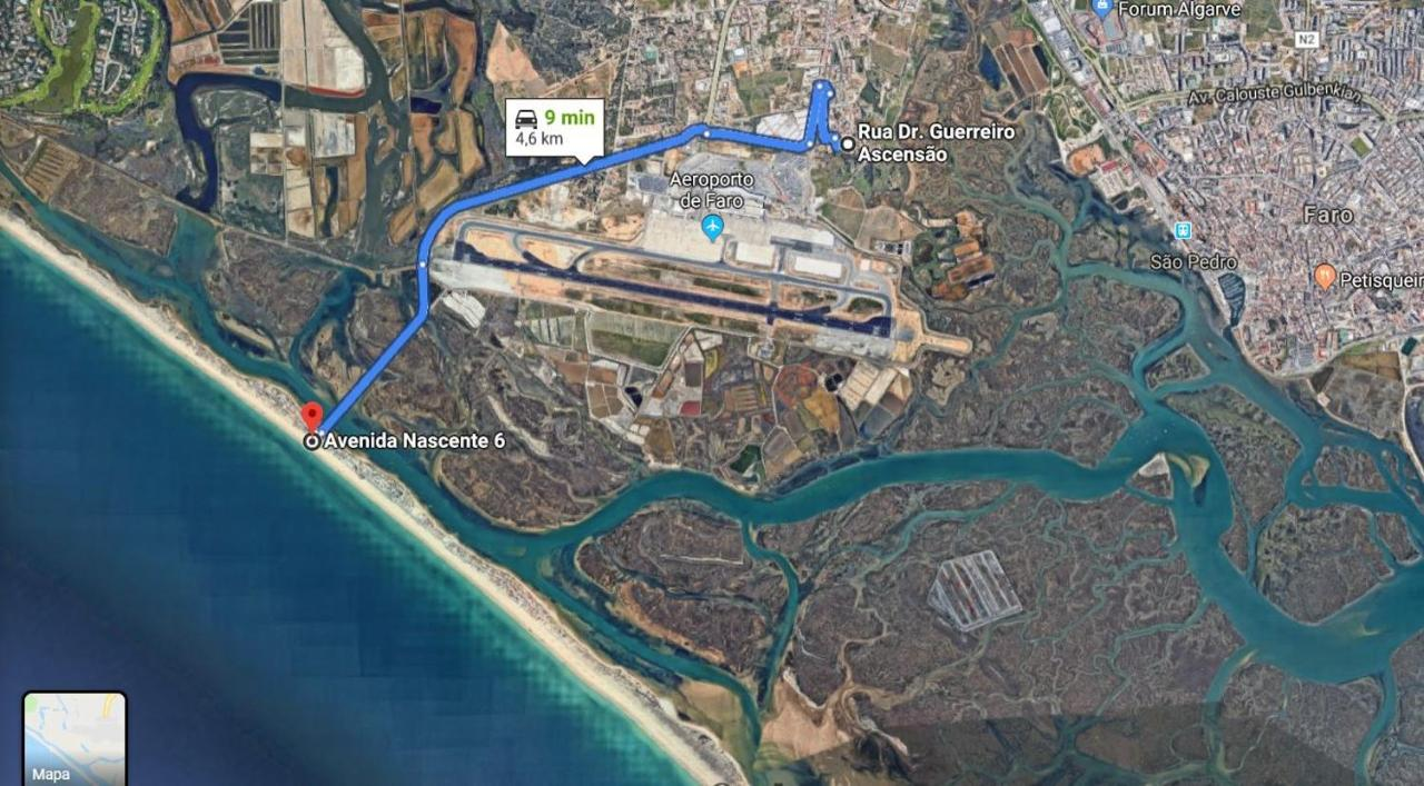 Faro Island Beach Airport Apartment Portugal Booking Com