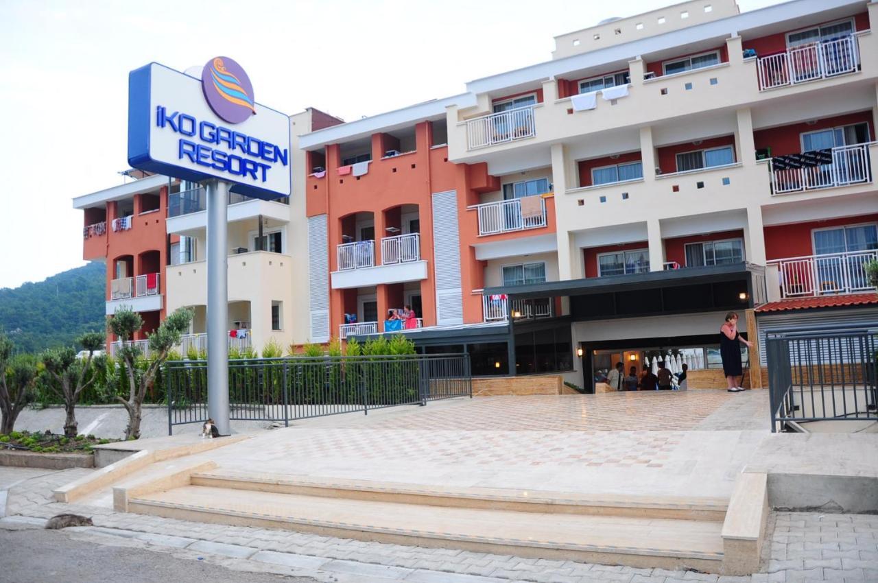 Отель Iko Melisa Garden Hotel
