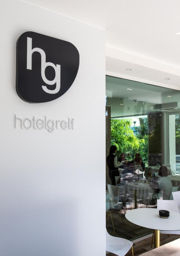 Отель  Hotel Greif