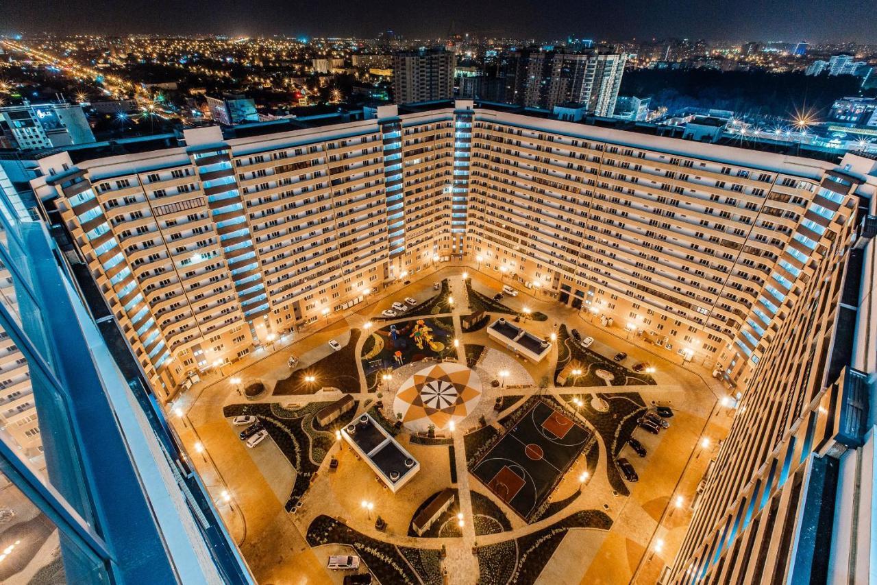 Апартаменты/квартира  Апартаменты в центре города