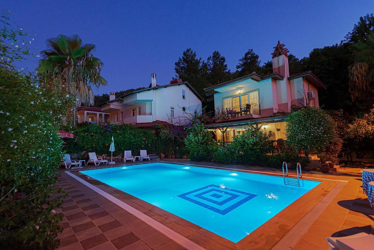 Апартаменты/квартира  Villa Yasemin Aparts