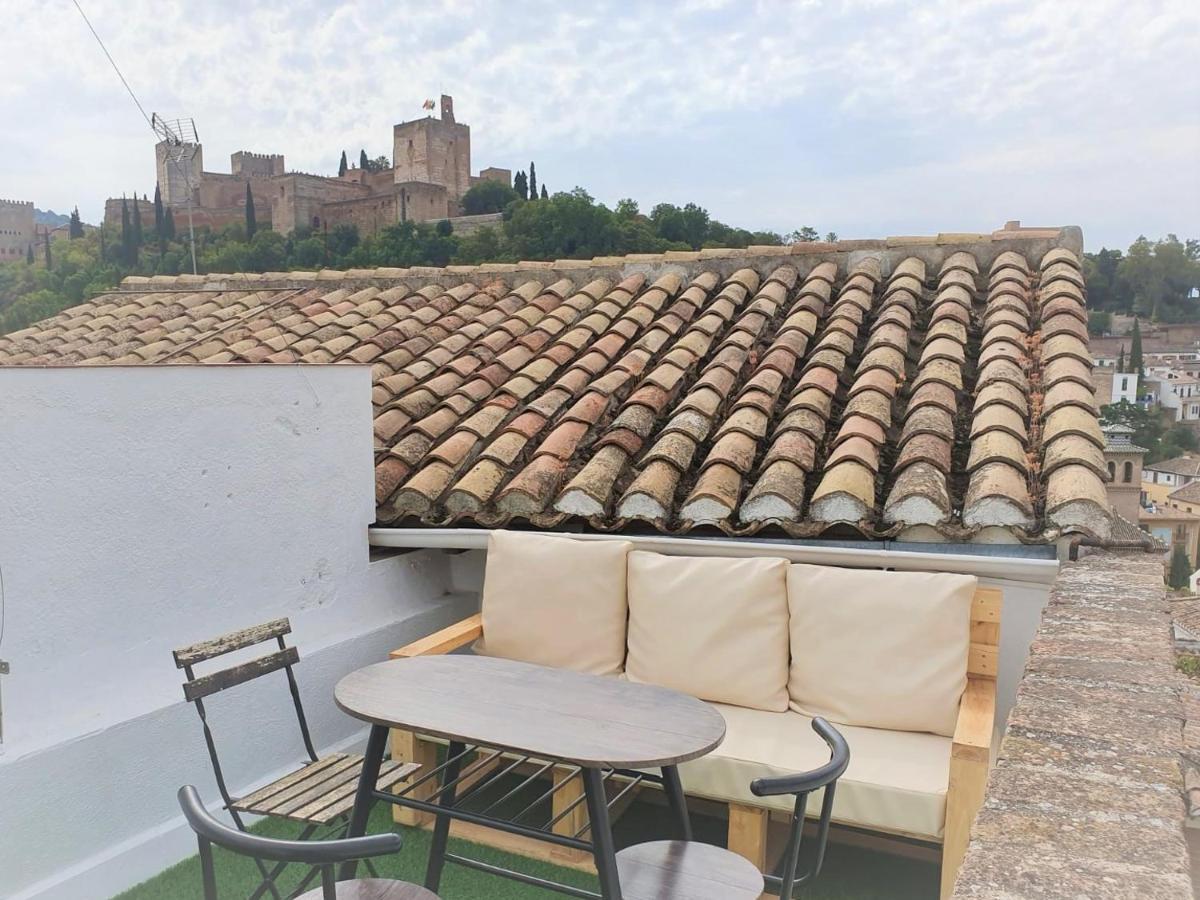 Riad Puertas Del Albaicín Granada Spain Booking Com
