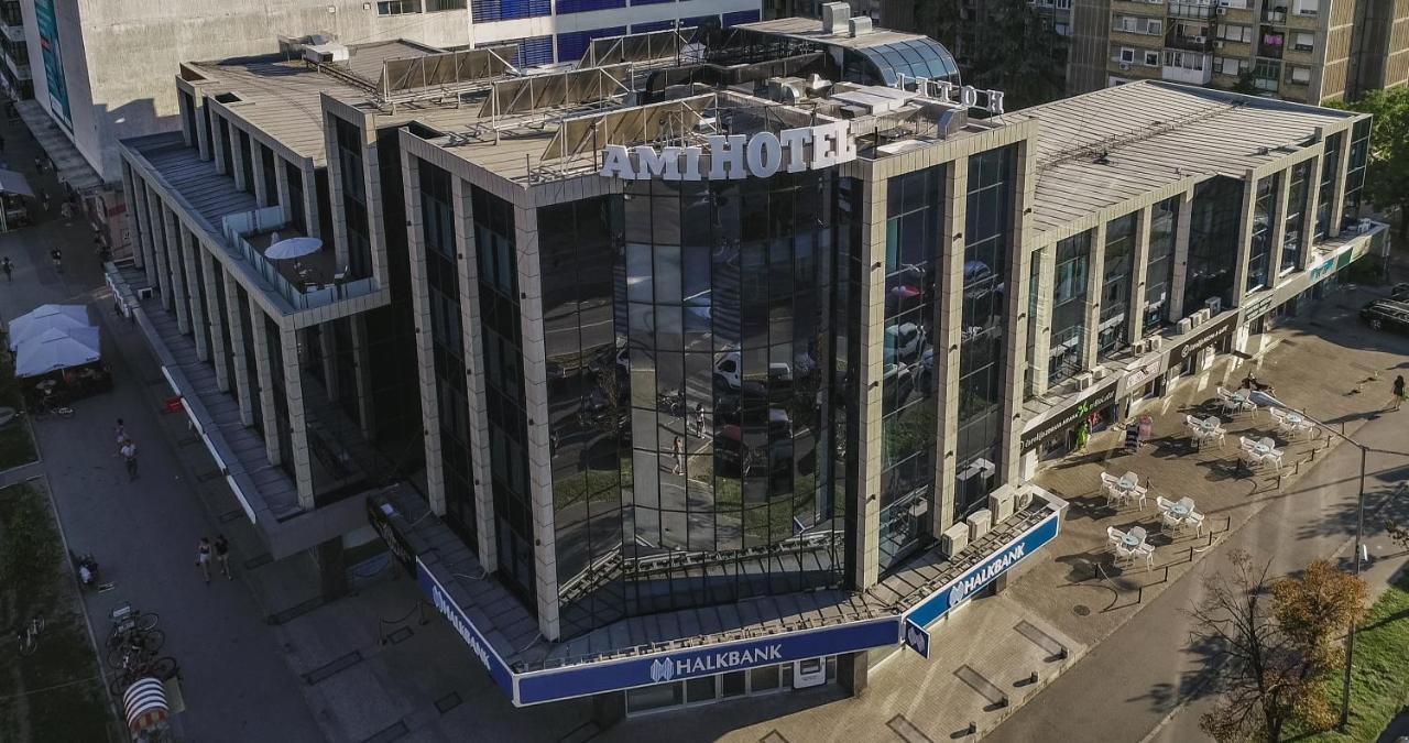 Отель  GARNI HOTEL AMI