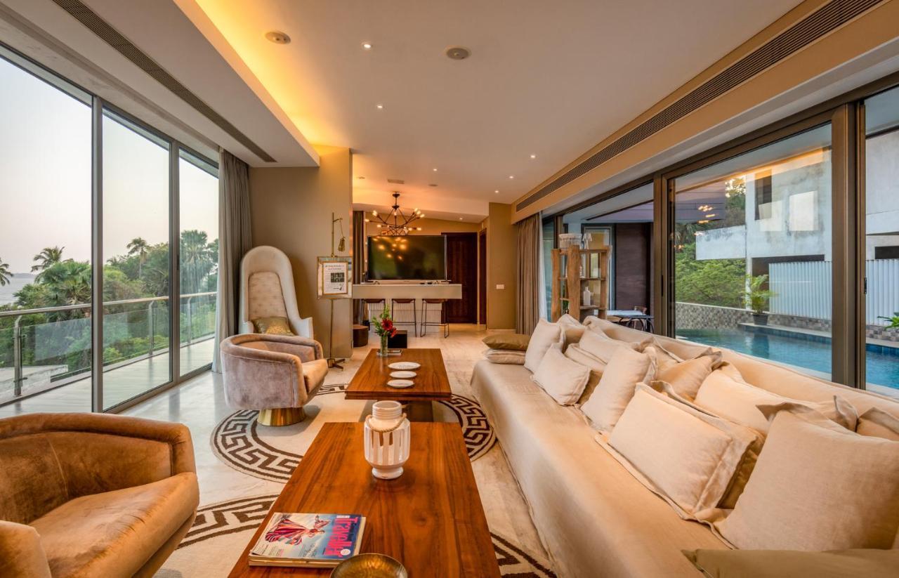 Вилла  OneGoa, Ultra Luxury Celebrity Villa By Acasa