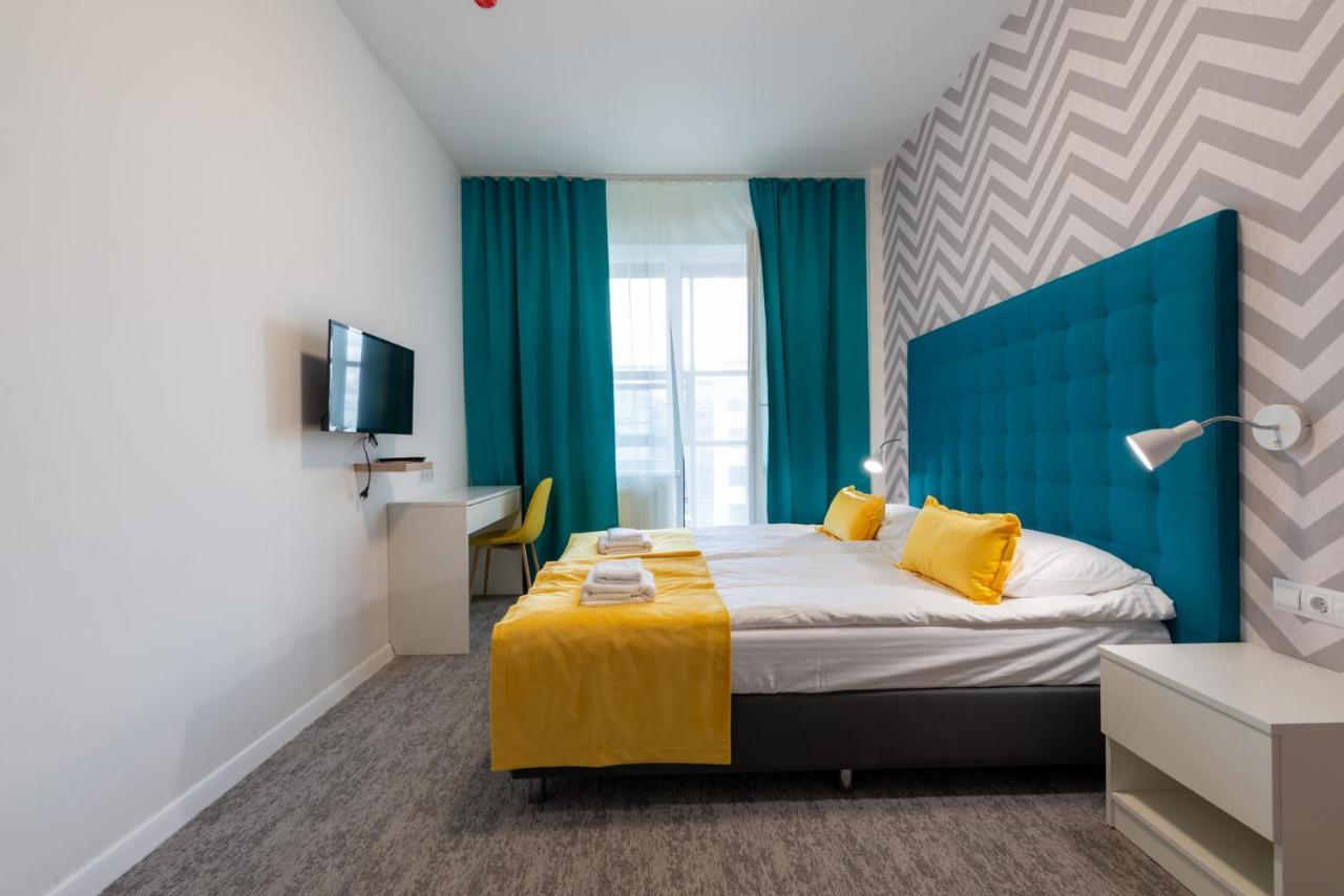 Отель  SV Salut Apartaments